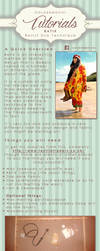 Cosplay Tutorial: BATIK - Resist Dye (Part 1) by GoldenMochi