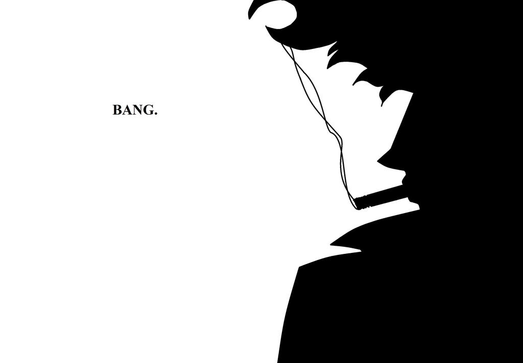 Cowboy Bebop: Bang by Sychowalker