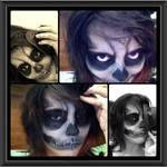 Skeleton Me by KathyLioncourt
