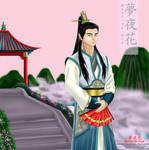 Meng Ye hua -Wuxia OC by Ikro2009