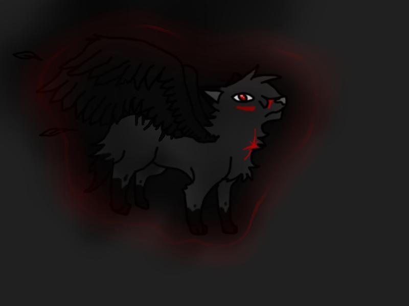 Fallen Angel by TeufelWolf