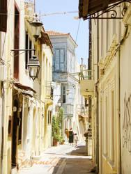 Street in Greece