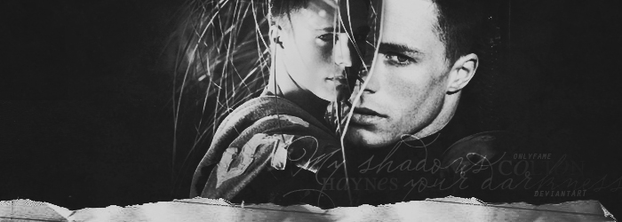 Shadows | Colton Haynes by 0nlyFame