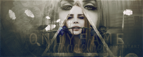 Summertime sadness | Lana del Rey - Firma by 0nlyFame