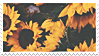 Stamp - Sunflower [F2U] by llVampireWitchll