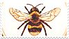 Stamp - Bee [F2U] by llVampireWitchll