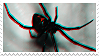 Stamp - Black Widow [F2U] by llVampireWitchll