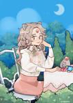 [spring exchange] tea time by miyabau