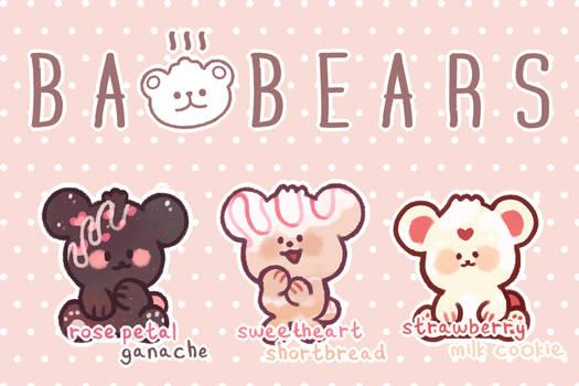 [baobears] box of cookies } open!