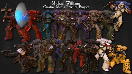 Horus Heresy Project Overview