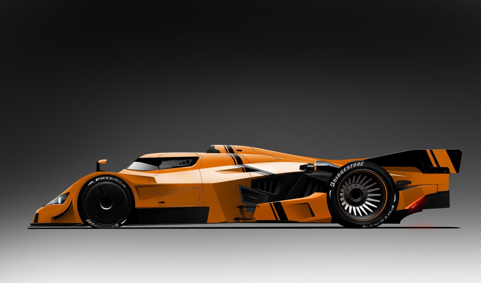 future car by KarayaOne on DeviantArt
