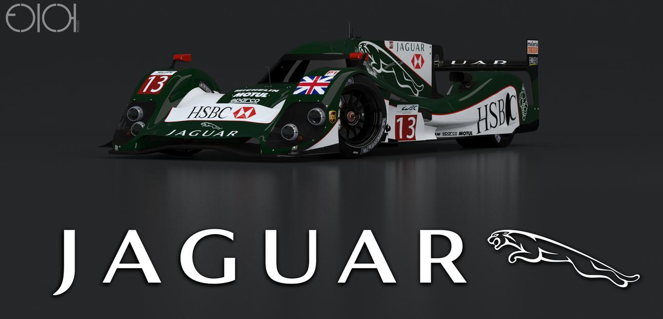 Jaguar LMP1 by KarayaOne