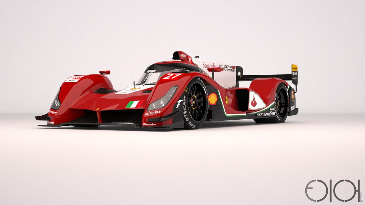 Ferrari LMP1 by KarayaOne