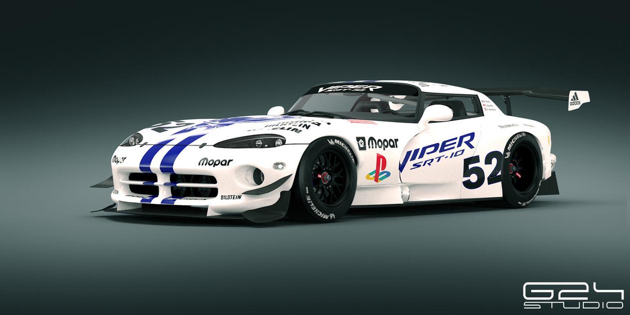 Dodge Viper  rt10 race spec by KarayaOne