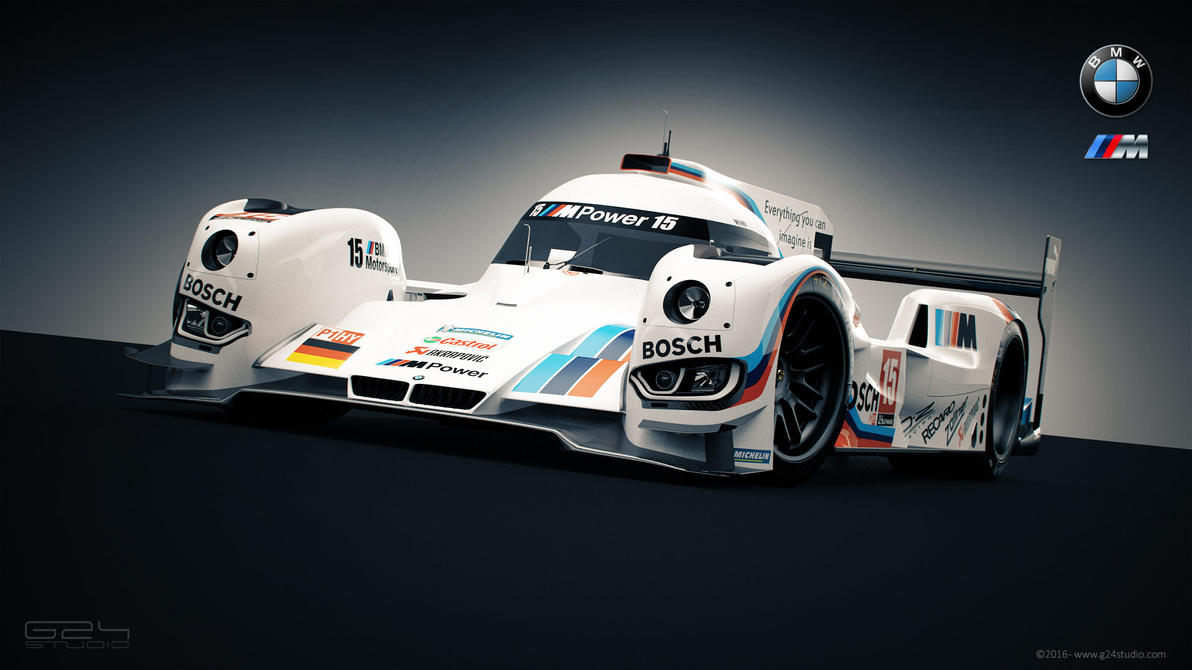 BMW M10 LMP1 by KarayaOne