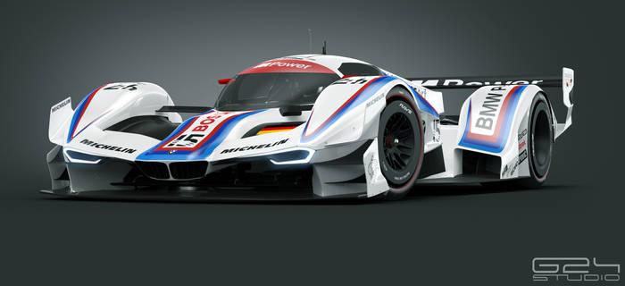 BMW MR1 front