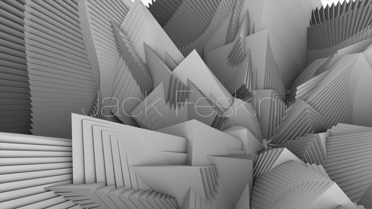 Skulptur SF A1c by JackFeskin