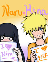 NaruHina by KawaiiSakuraTenshi