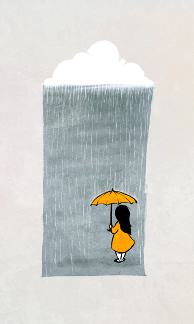Rain by digital-marginalia