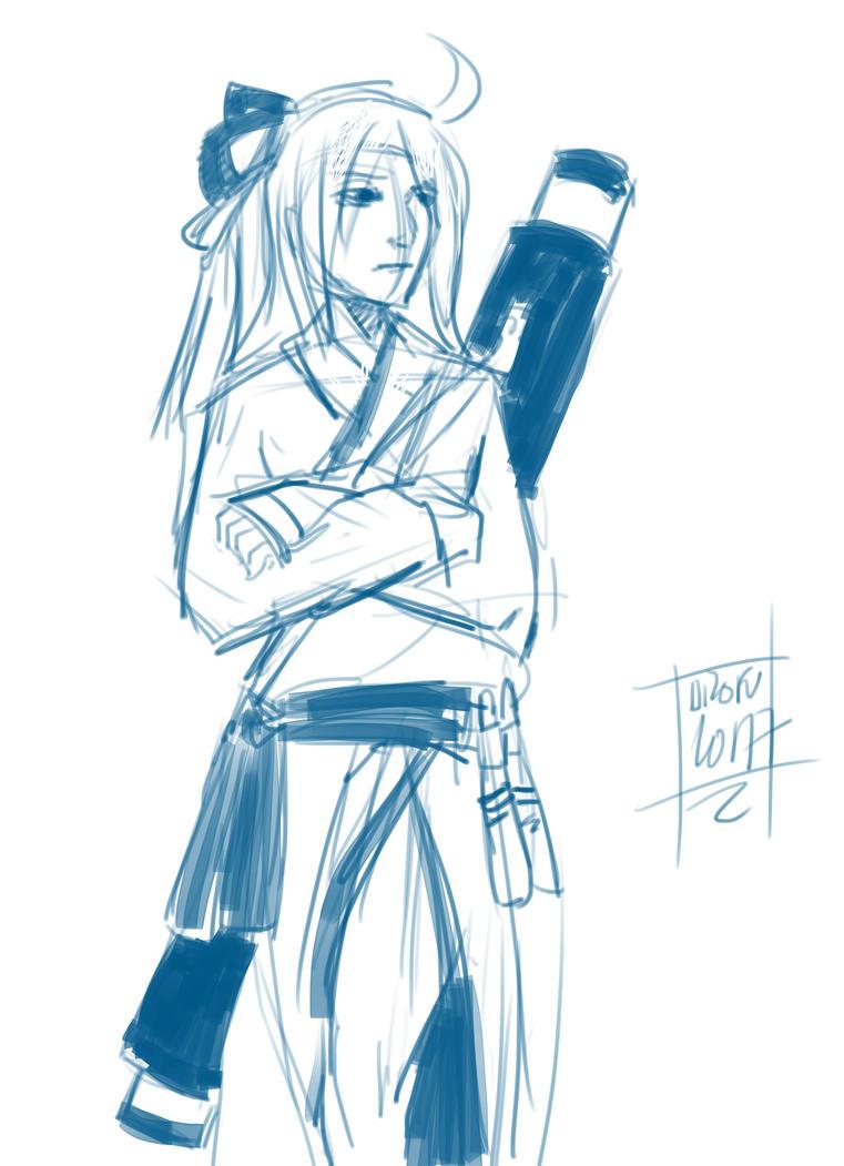 Sashin012 by Oizofu01
