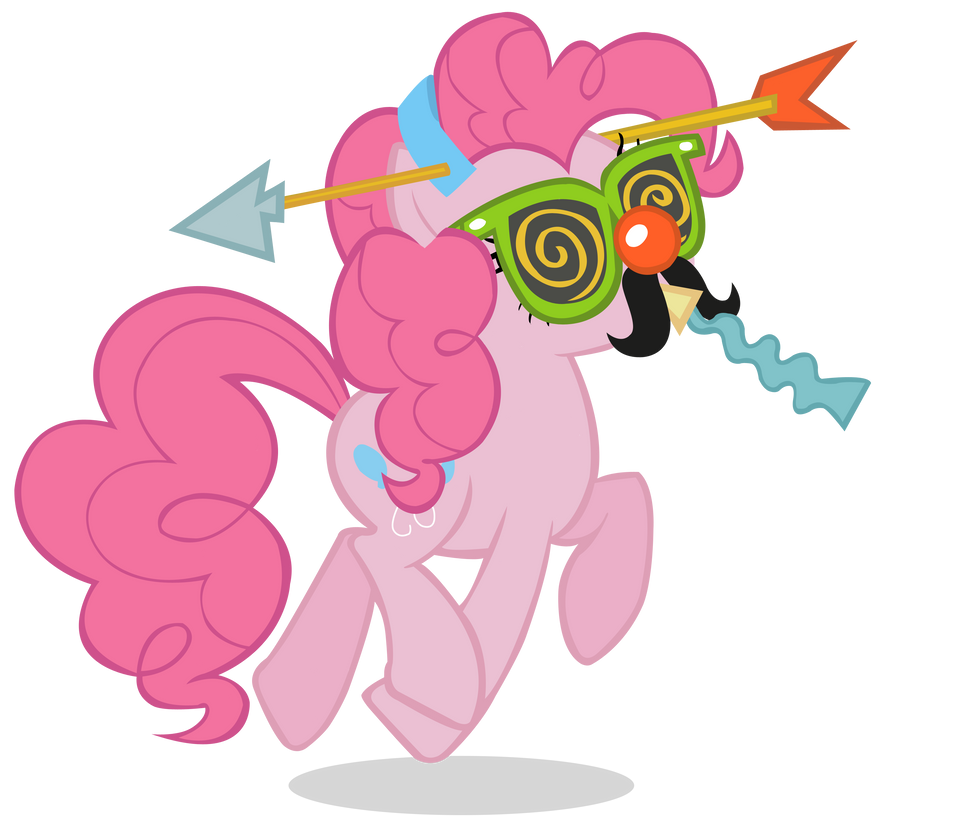 Pinkie Pie Butt Crazy pinkie pie by sa...