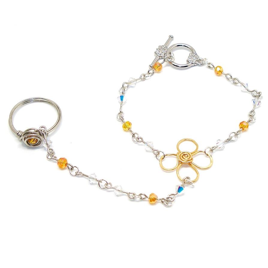 Buy Yellow Topaz Ring