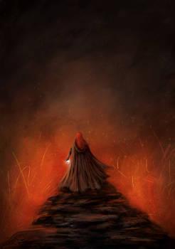 Fiery Grave