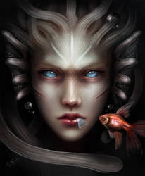 Fishwoman | Daemon of the Pond