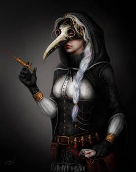 Plague Doctor - Commission