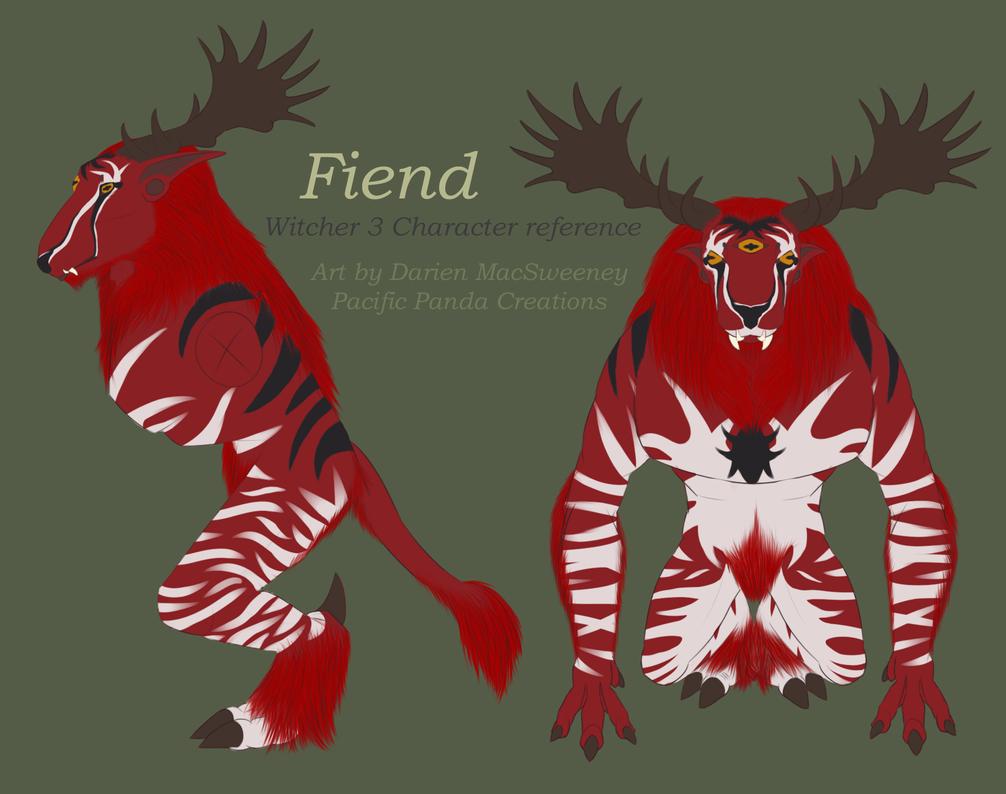 Fiend Version 2 by PacificPandaCreation
