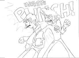 Hawkeye PUNCH