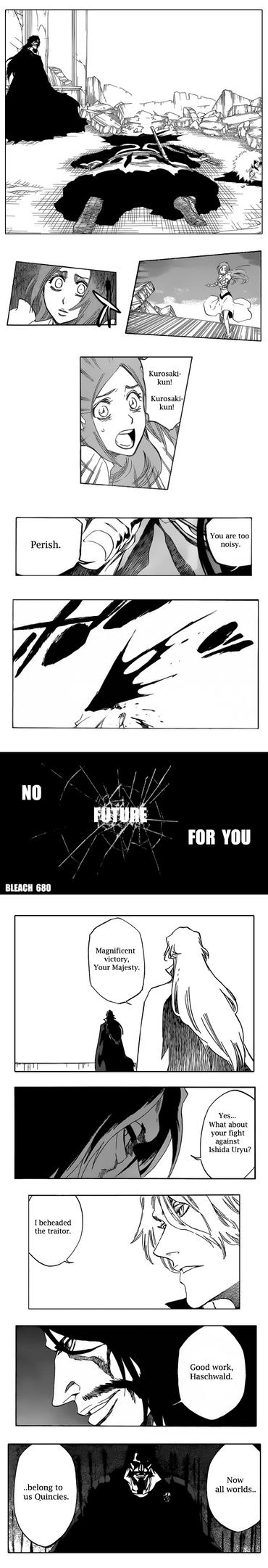 Bleach 680 (true version) by NekoEspada