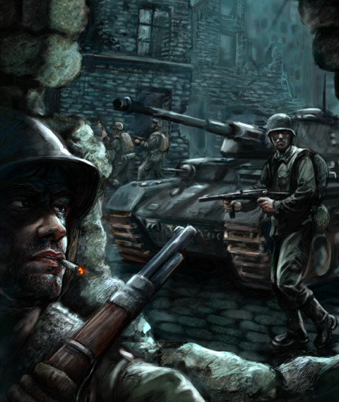 Empire Earth WWII by Seawolf512