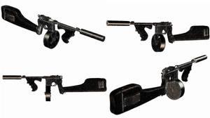 M1932 Mauser - Machine Pistol