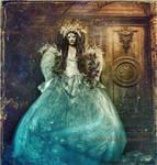 Lady Winter Rose by xeena-dragonkizz