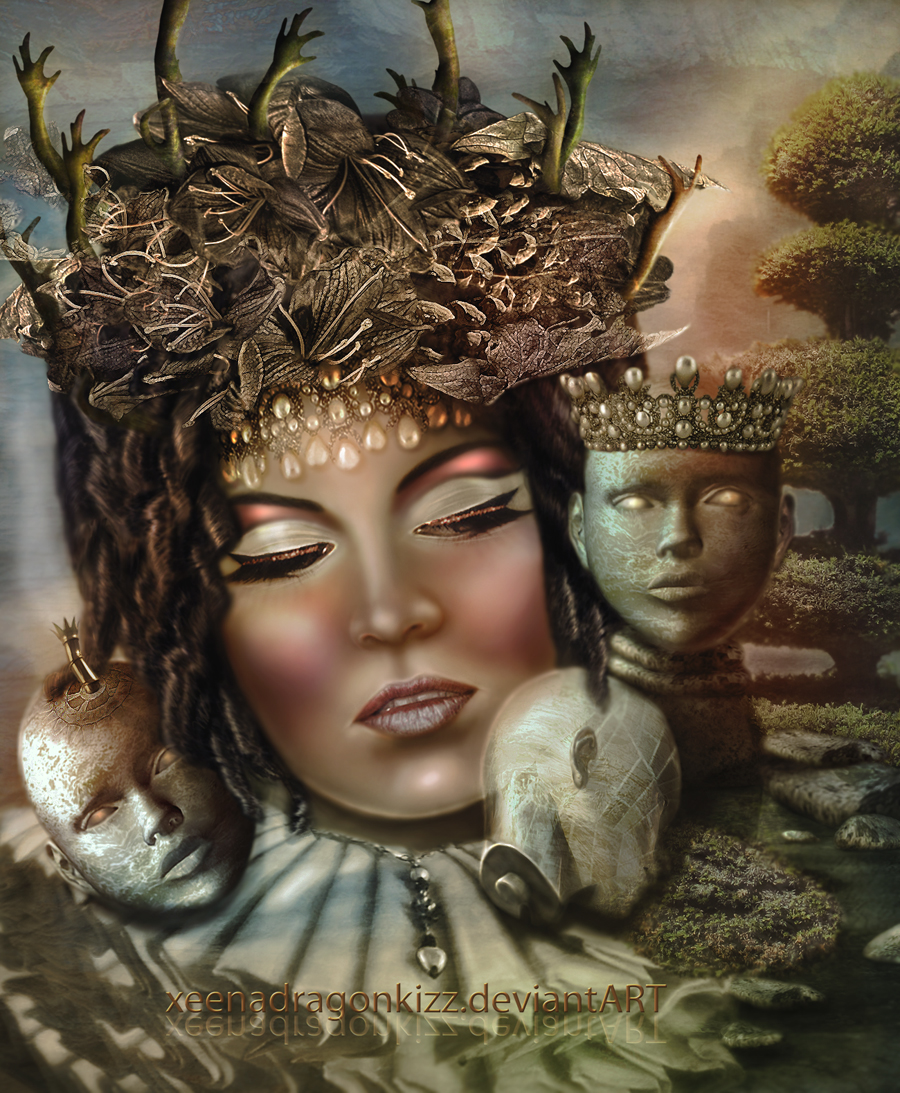 Kindred Spirits by xeena-dragonkizz