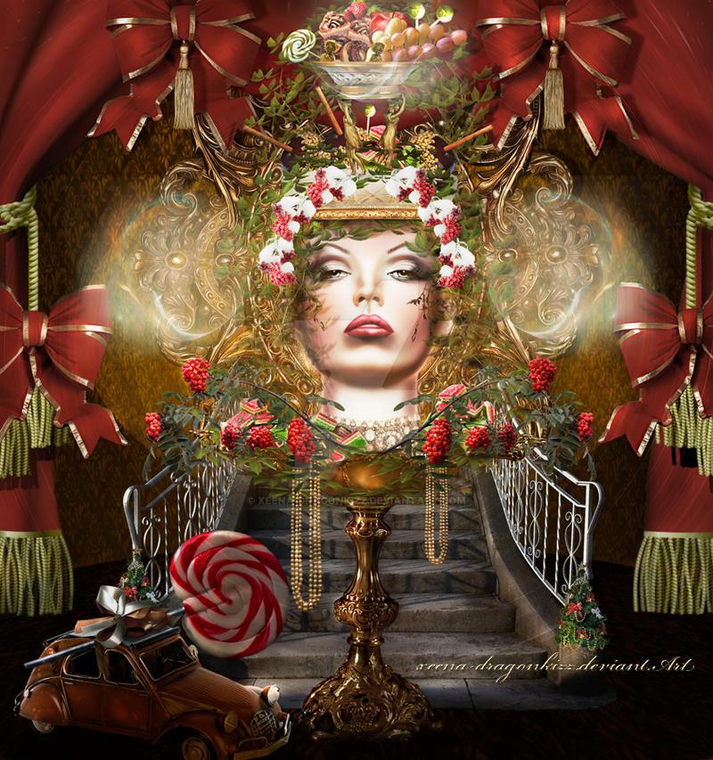 Sweet Temptations by xeena-dragonkizz