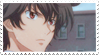 Setsuna F. Seisei Stamp by SpadeRabbit66