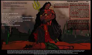KALI MAA - THE SYMBOL OF MOTHERHOOD.