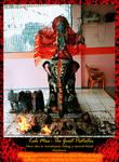 Kali Maa worshiped as Kuldevi by Ravimishra085