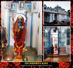 Krishna Kali by Ravimishra085