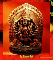 Guhya Kali Maa by Ravimishra085