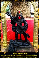 Aghor Kali Maa by Ravimishra085