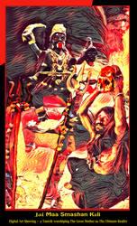 Smashana Kali Maa by Ravimishra085