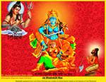 Bhadrakali Maa Ending Demon Darika by Ravimishra085
