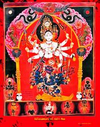 Kalakarsini Kali by Ravimishra085