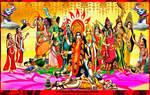 Dasa Mahavidya by Ravimishra085