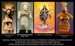 Kali Maa and Indus Mother Goddess by Ravimishra085
