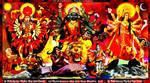 Mahishasura Mardini by Ravimishra085