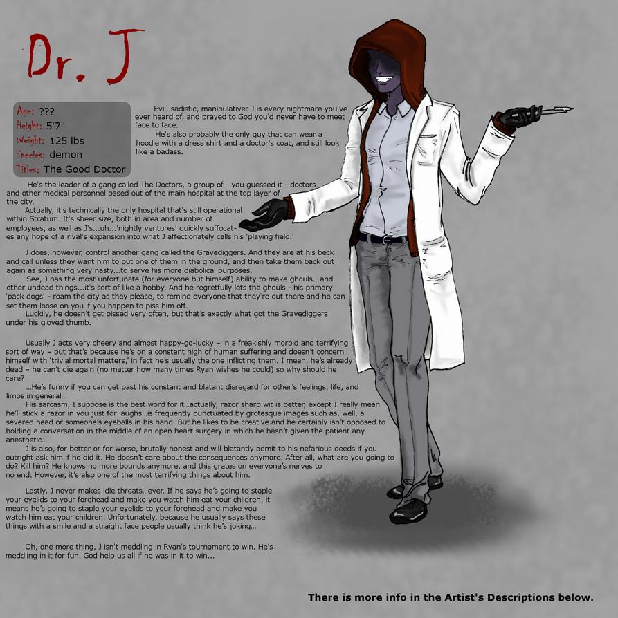 Hegemony Judge: Dr. J by Polter6eist